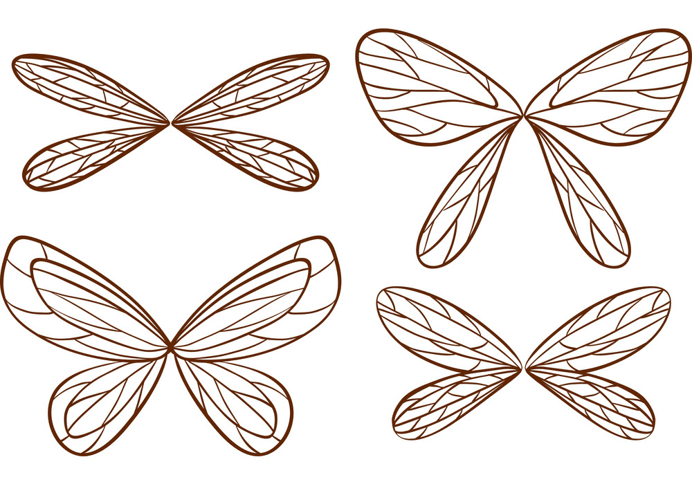 Fairy Wings clipart png free