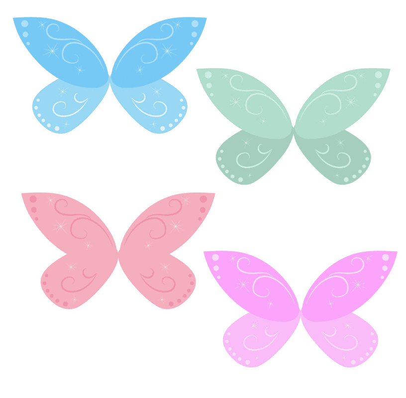 Fairy Wings clipart png image