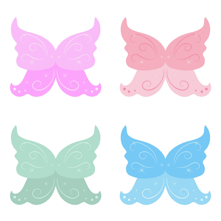 Fairy Wings clipart png images