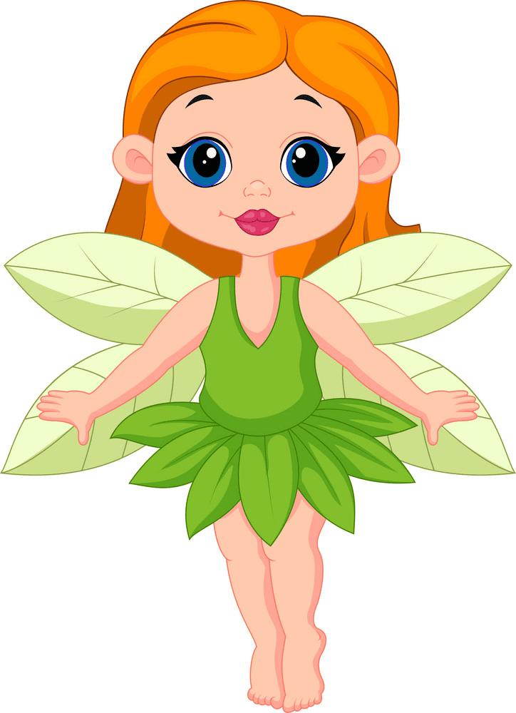 Fairy clipart 1