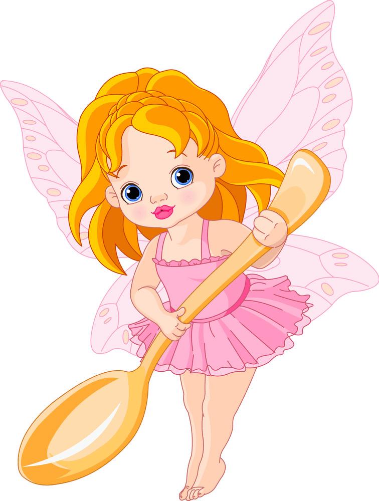 Fairy clipart 2