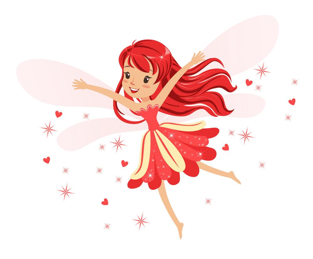 Fairy clipart 3