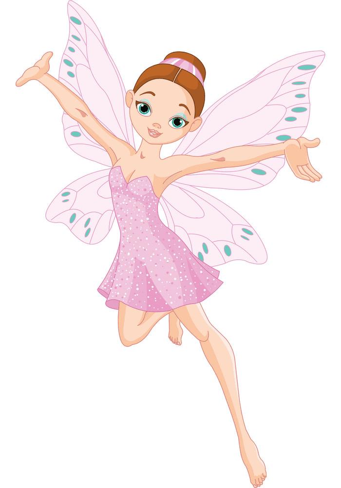 Fairy clipart 4