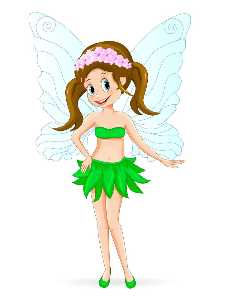 Fairy clipart 7
