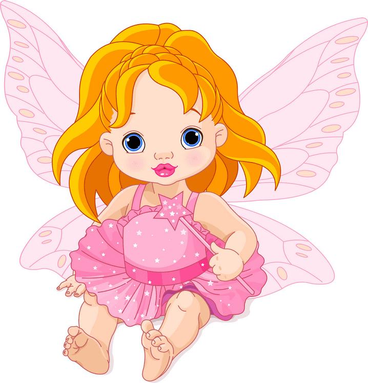 Fairy clipart 8