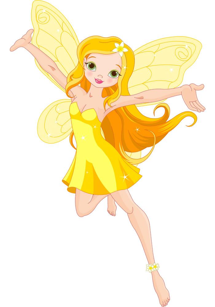 Fairy clipart free