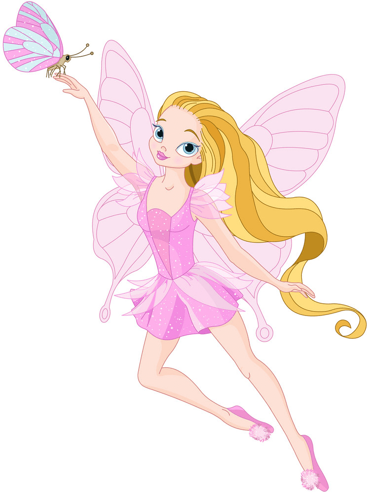 Fairy clipart image