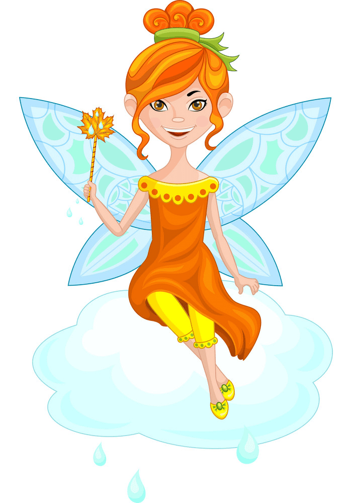 Fairy clipart picture