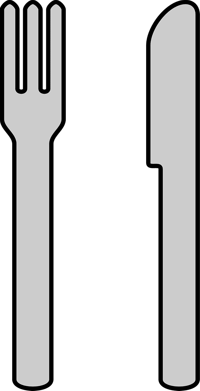 Fork and Knife clipart png