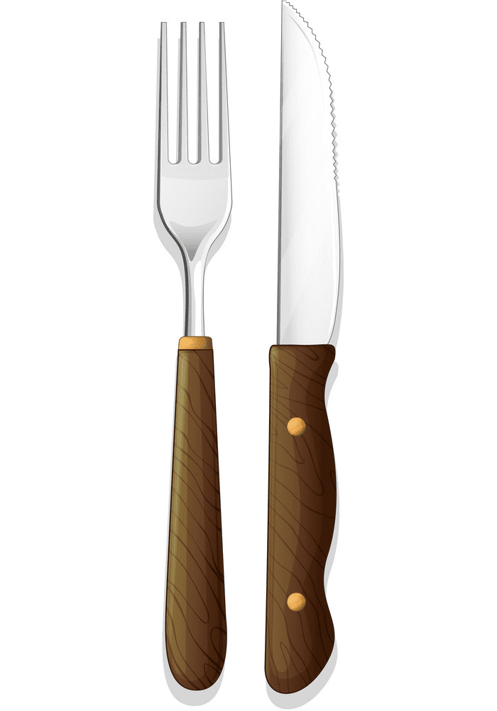 Fork and Knife clipart