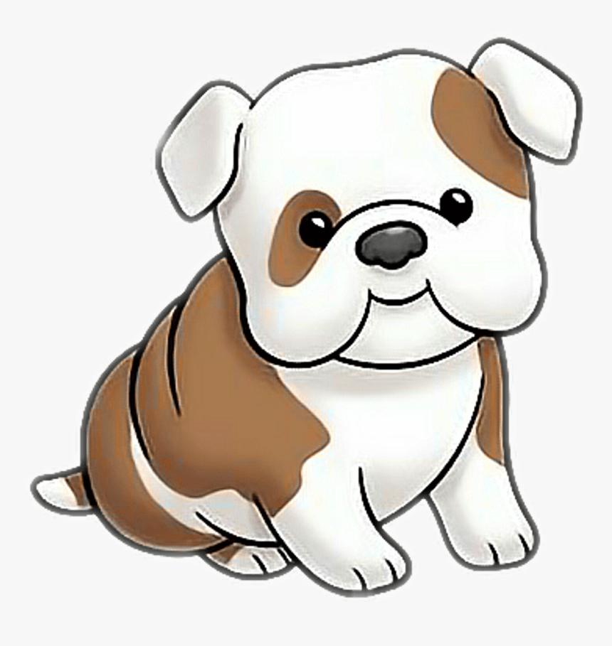Free Bulldog clipart png