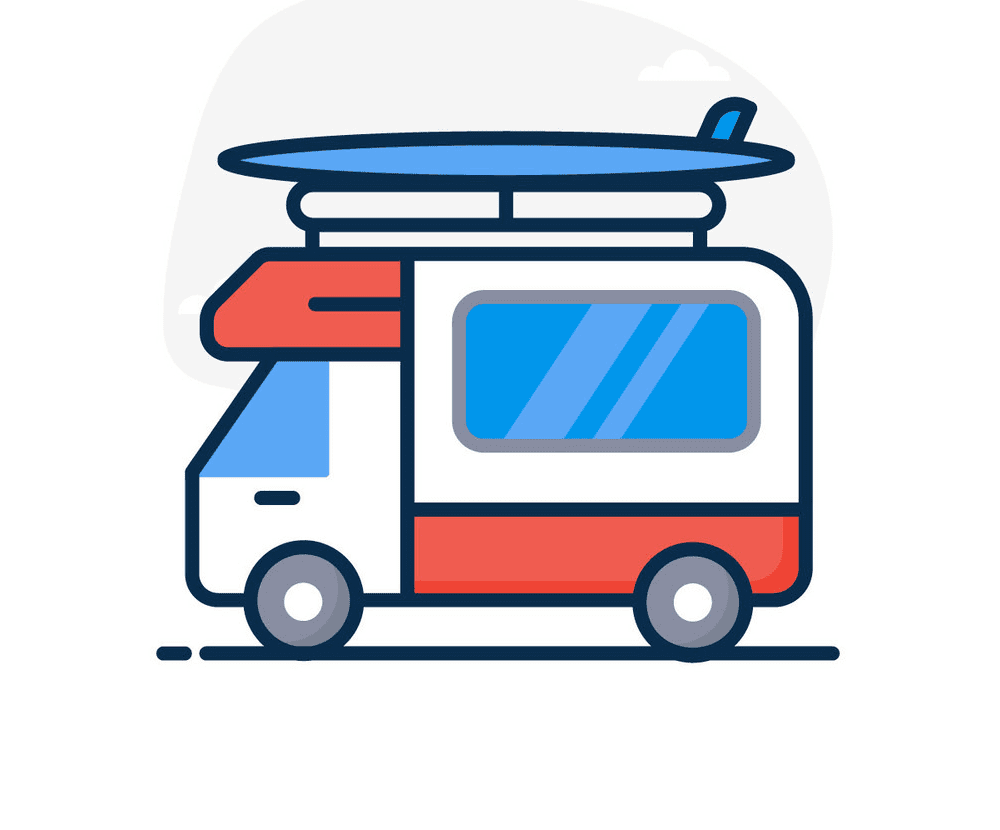 Free Clipart Camper png