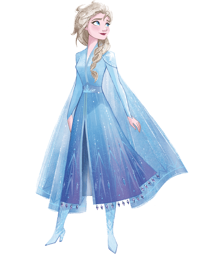 Free Elsa clipart image