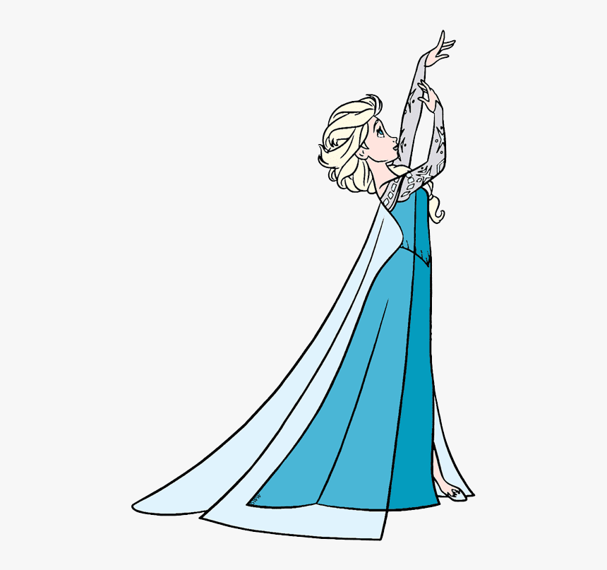 Free Elsa clipart png