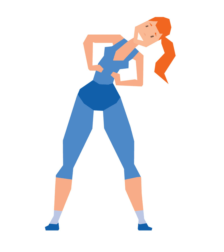 Free Exercise clipart 1
