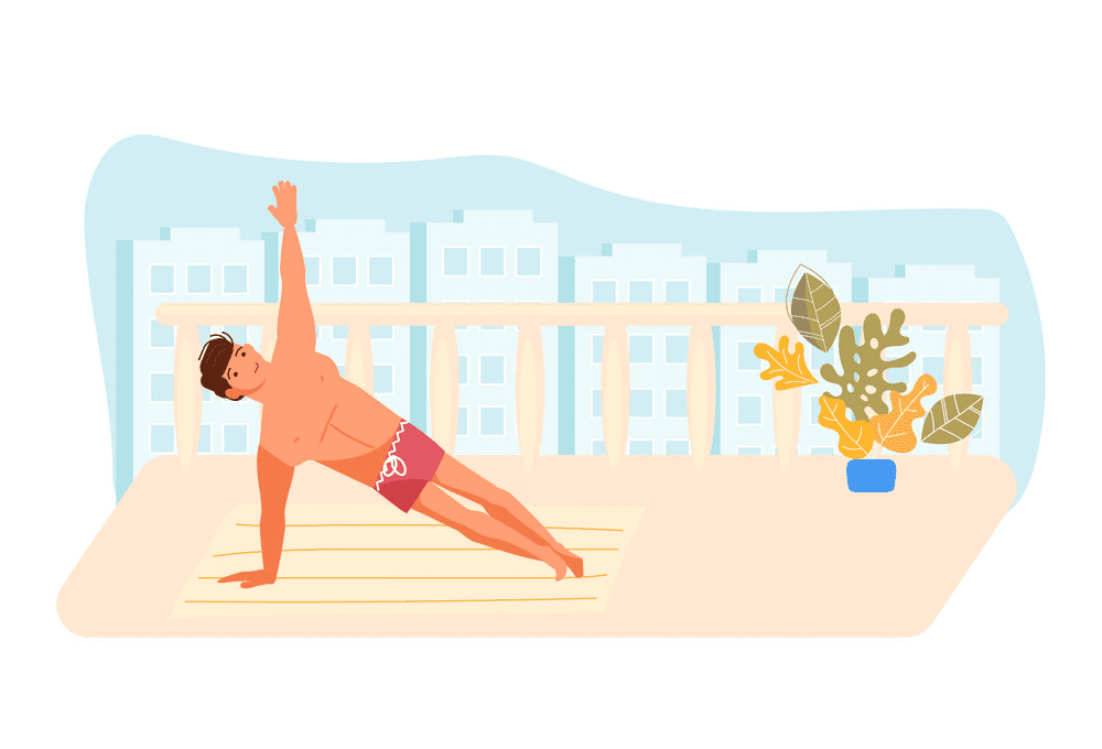 Free Exercise clipart 4