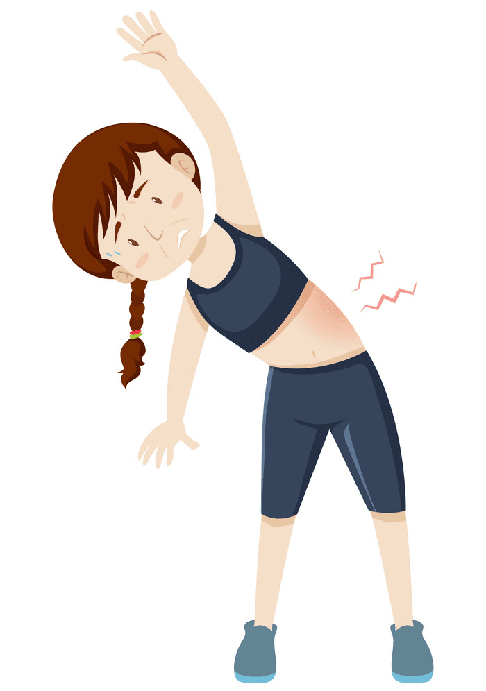 Free Exercise clipart 6