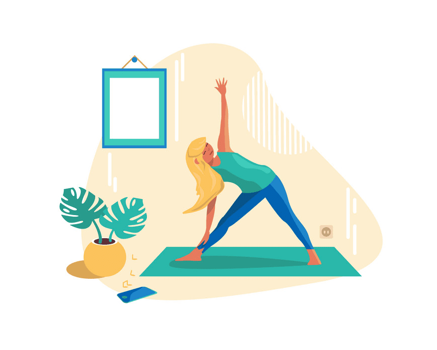 Free Exercise clipart image