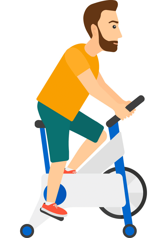 Free Exercise clipart images