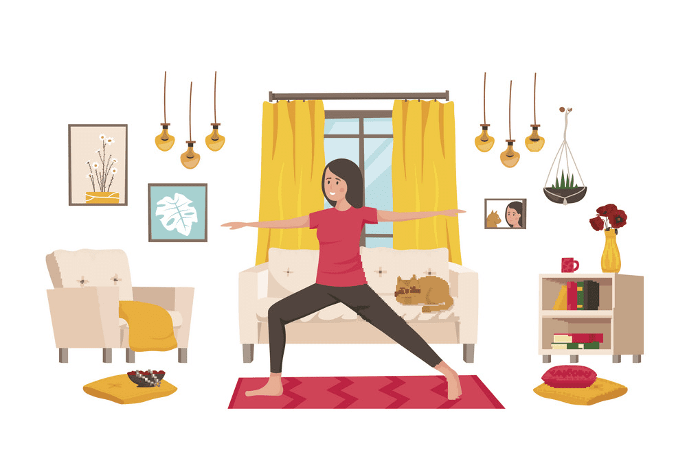 Free Exercise clipart