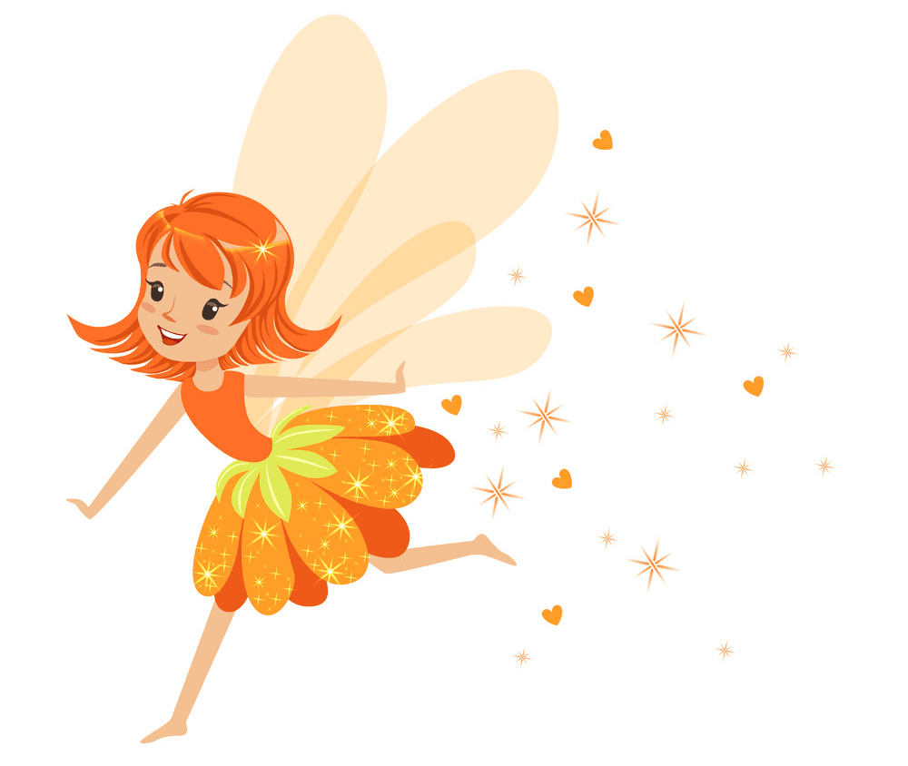 Free Fairy clipart images