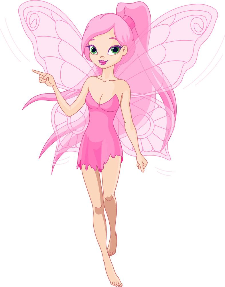 Free Fairy clipart