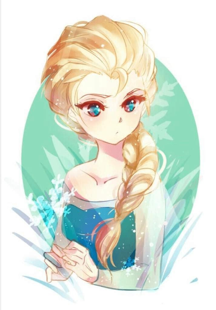 Free Frozen Elsa clipart images