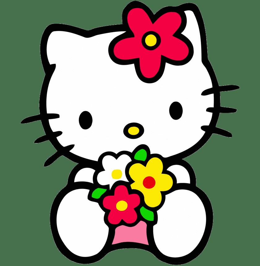 Free Hello Kitty clipart 1