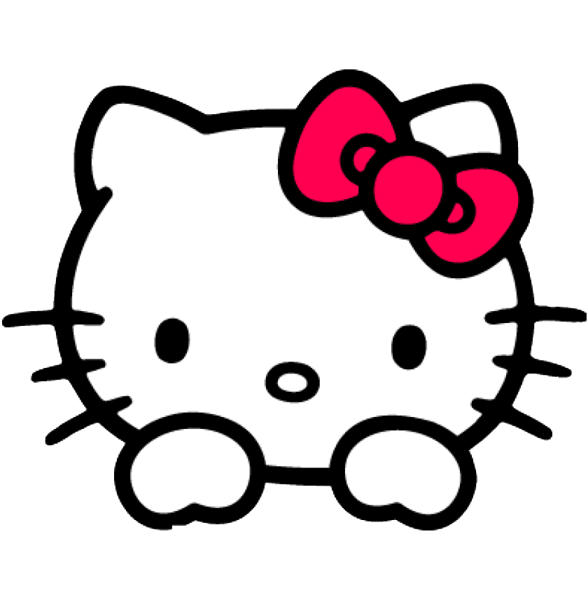 Free Hello Kitty clipart 3