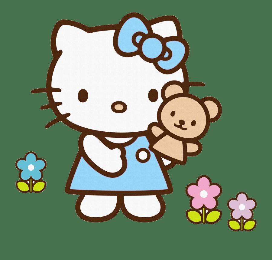 Free Hello Kitty clipart 4