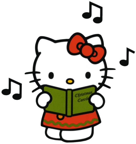 Free Hello Kitty clipart image