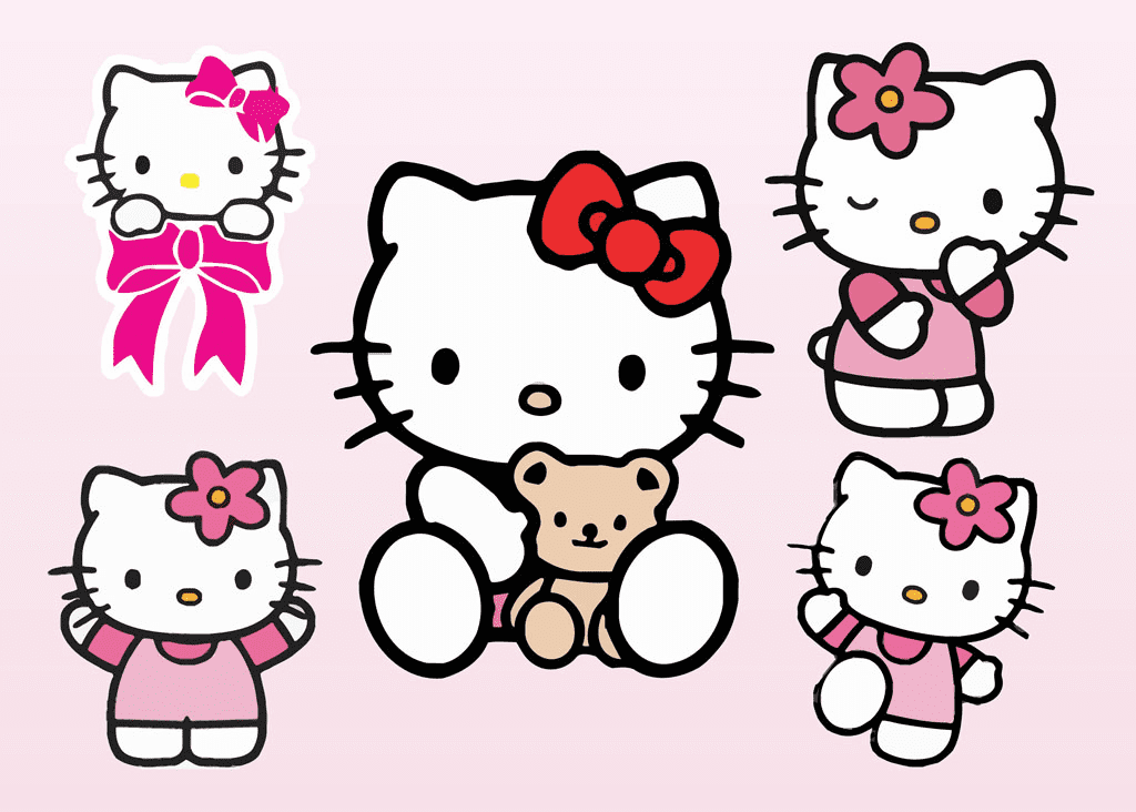 Free Hello Kitty clipart png