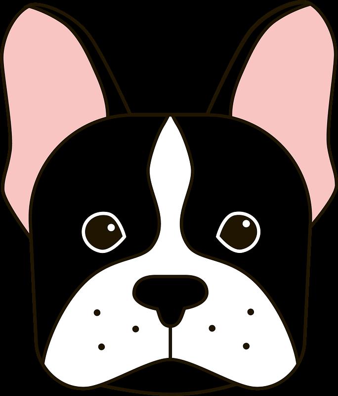 Free Image Bulldog clipart transparent