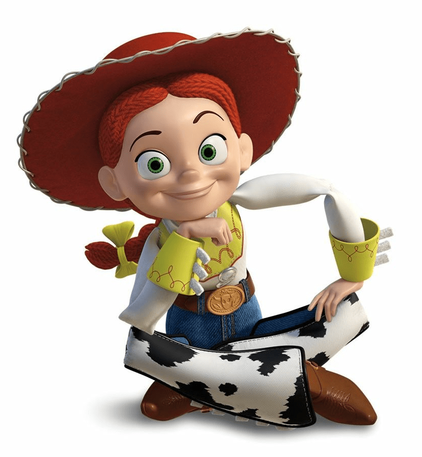 Free Jessie Story clipart png image