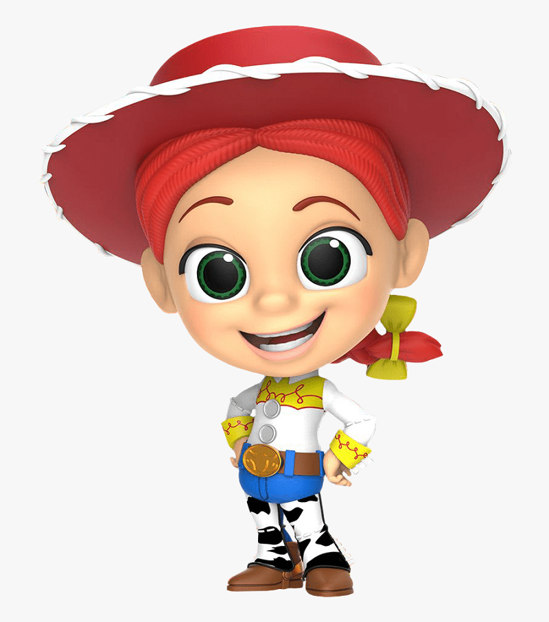 Free Jessie Story clipart png images