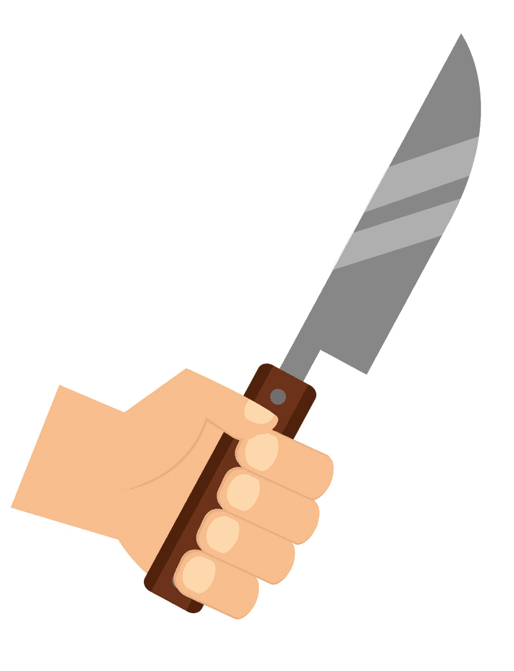 Free Knife clipart png