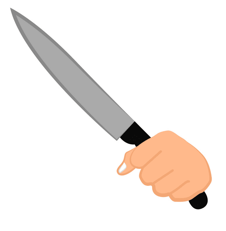 Free Knife clipart