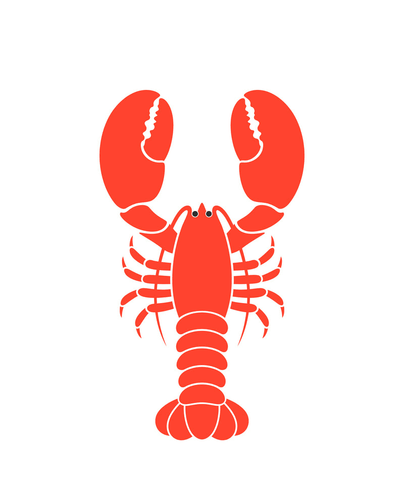 Free Lobster clipart download