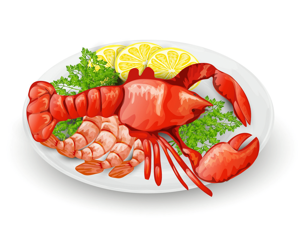 Free Lobster clipart images
