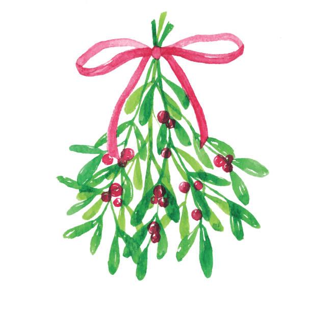 Free Mistletoe clipart png