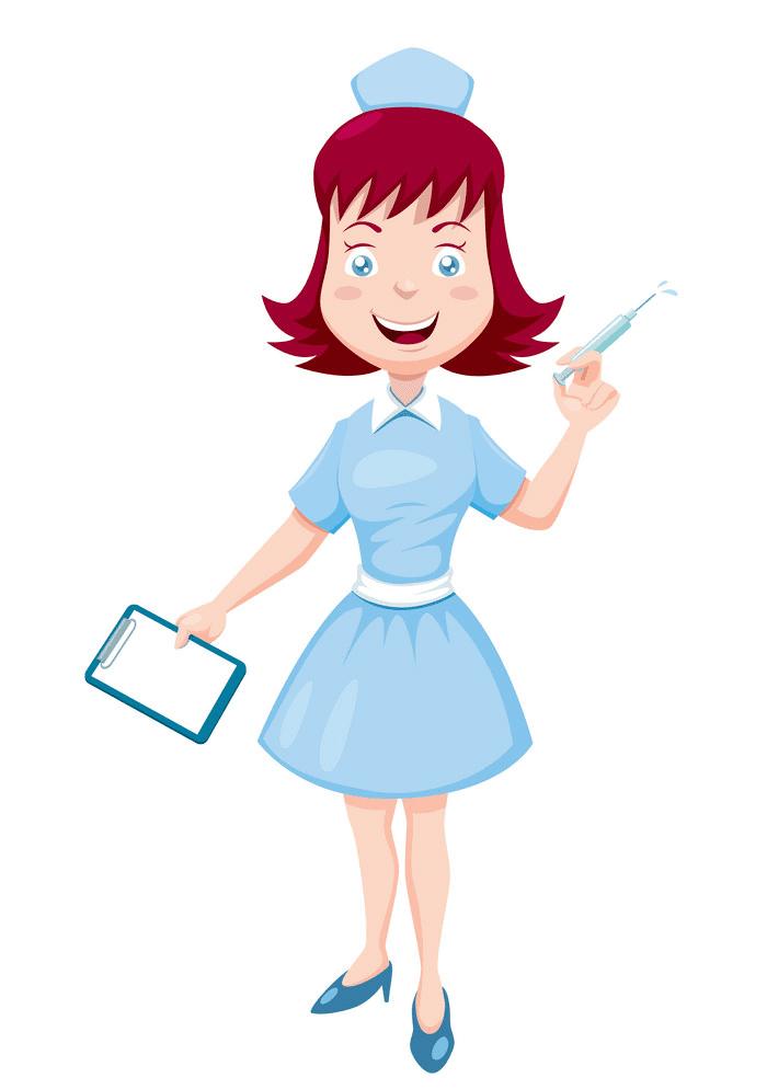 Free Nurse clipart download