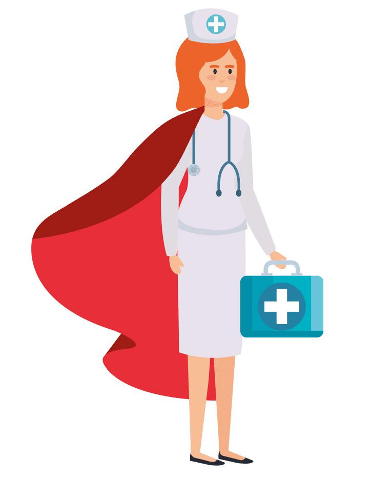 Free Nurse clipart image