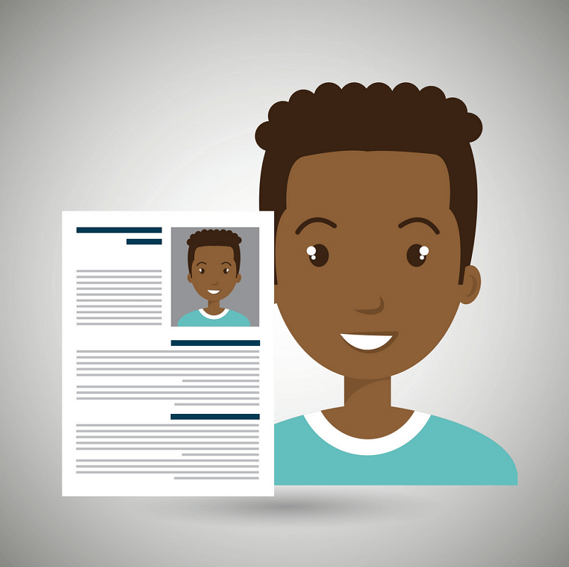Free Resume clipart images