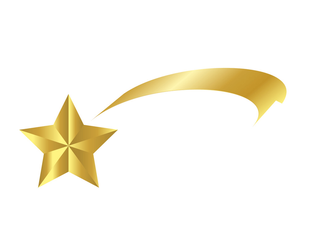 Free Shooting Star clipart png