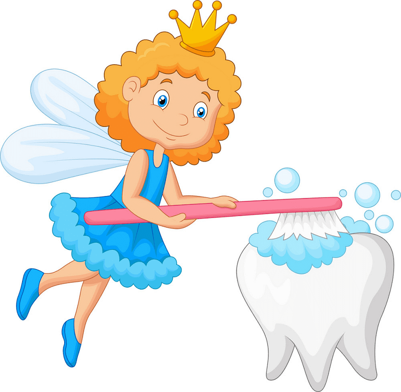 Free Tooth Fairy clipart images