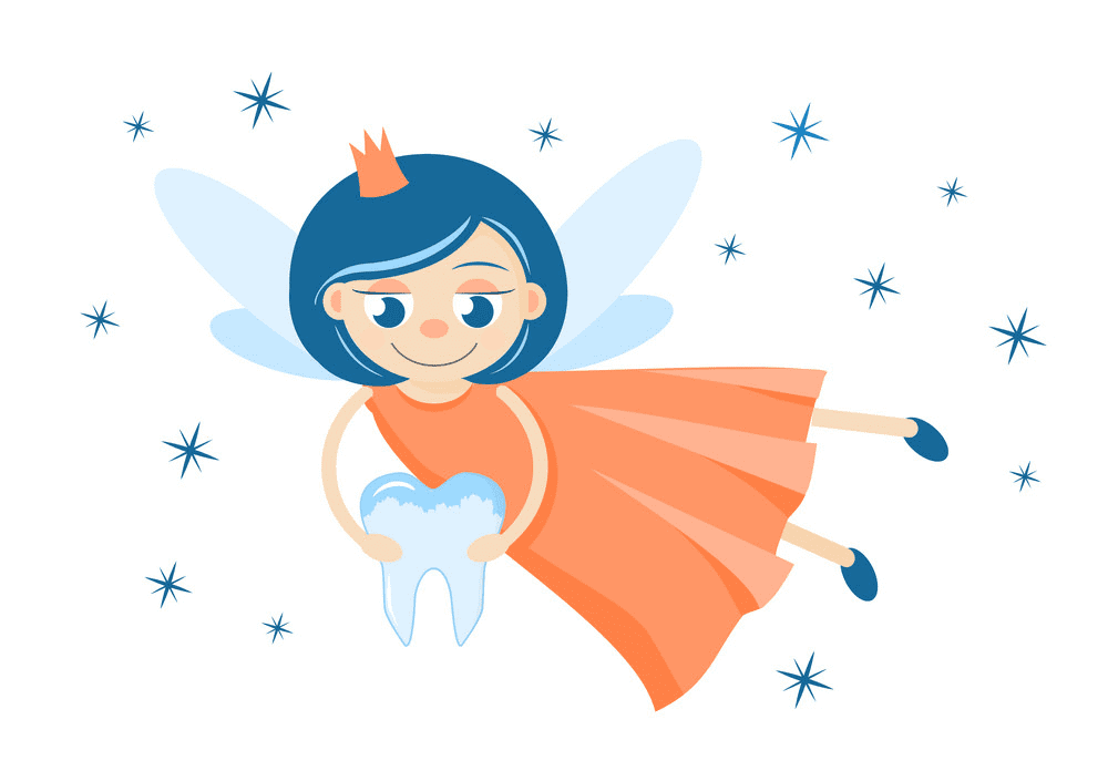 Free Tooth Fairy clipart png images