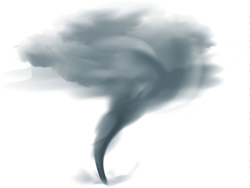 Free Tornado clipart png images