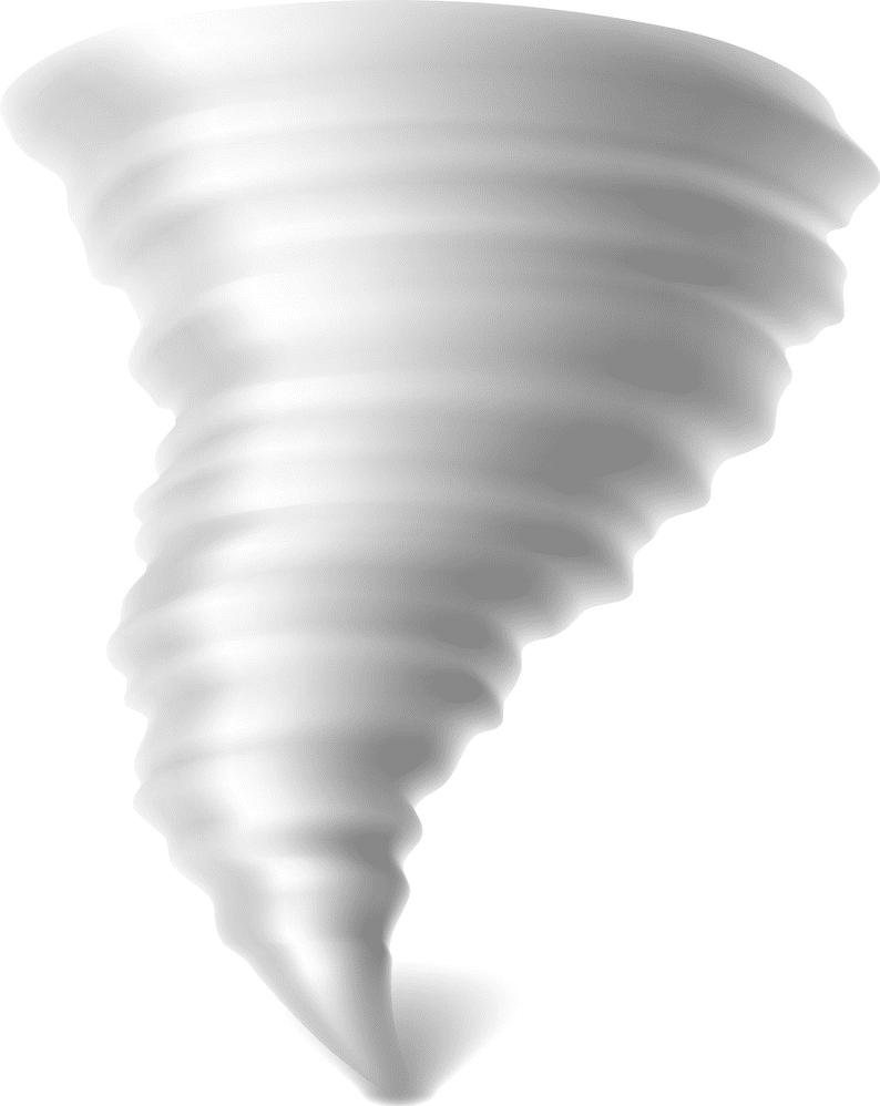 Free Tornado clipart png