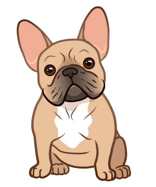 French Bulldog clip art images
