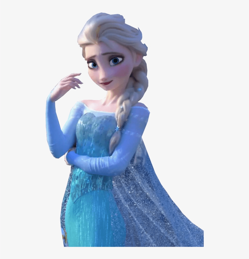 Frozen Elsa clipart 2